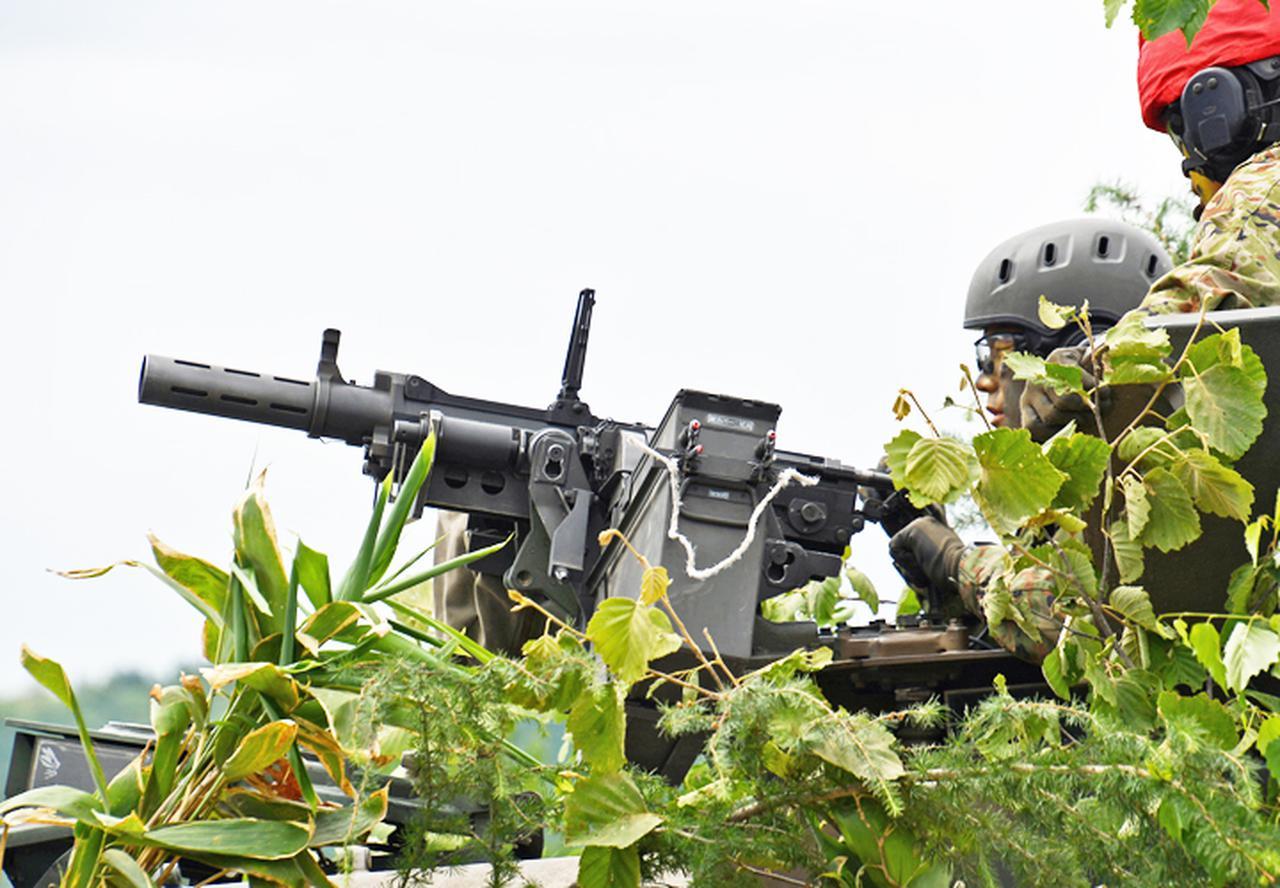 画像: てき弾(1中隊)