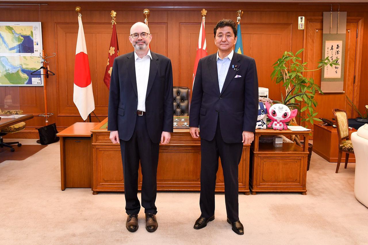画像: 防衛省・自衛隊ホームページより twitter.com