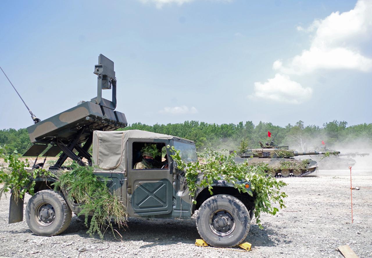 画像: 中距離多目的誘導弾(対戦車小隊)