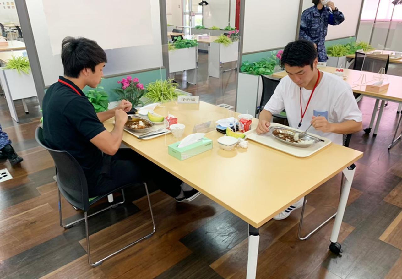 画像2: 志願者を海自厚木航空基地へ招待 航空部隊の魅力伝える 神奈川地本