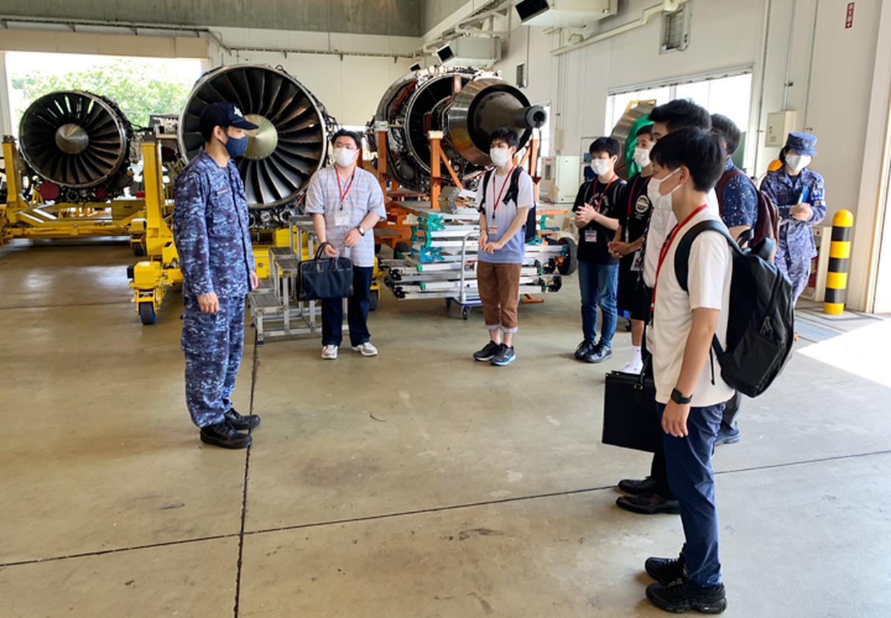 画像6: 志願者を海自厚木航空基地へ招待 航空部隊の魅力伝える 神奈川地本