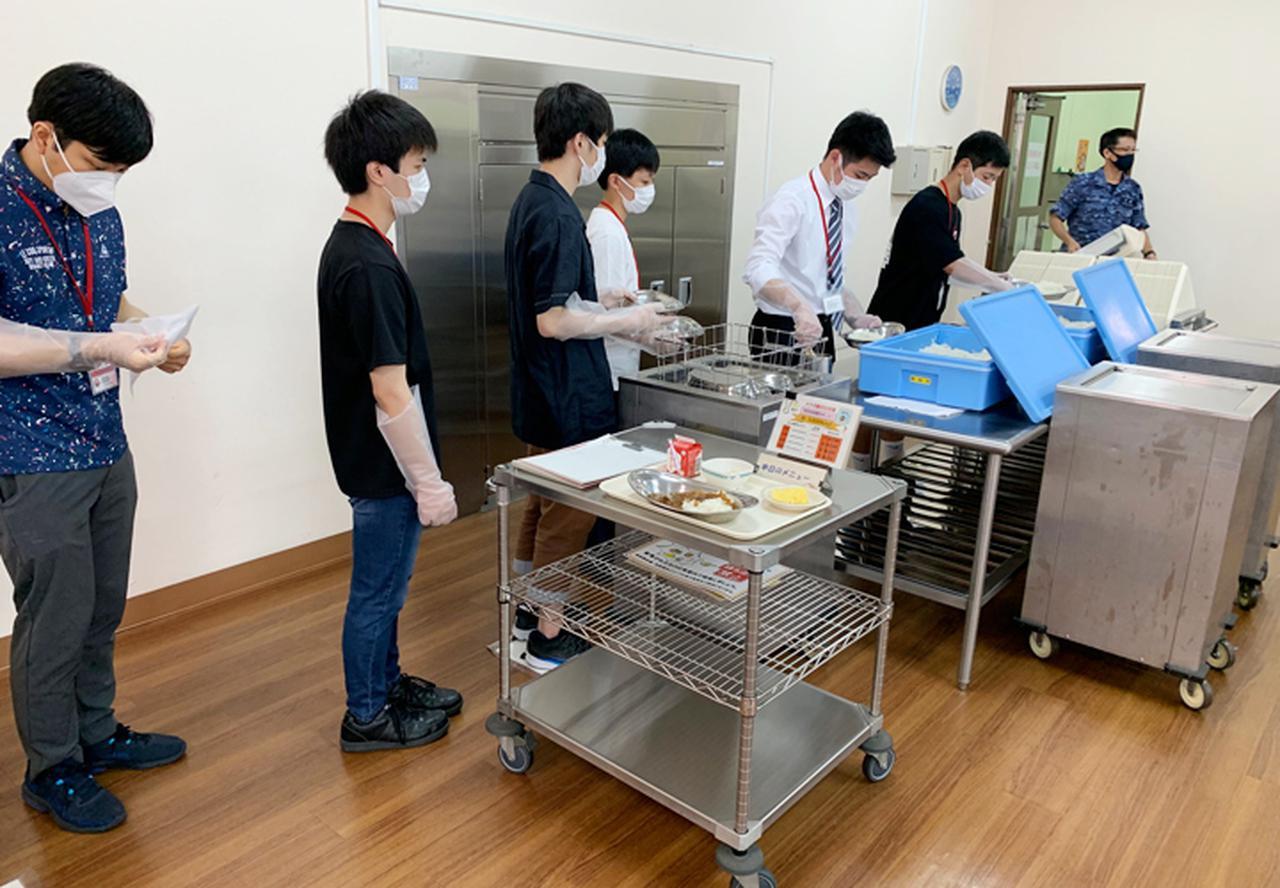 画像1: 志願者を海自厚木航空基地へ招待 航空部隊の魅力伝える 神奈川地本