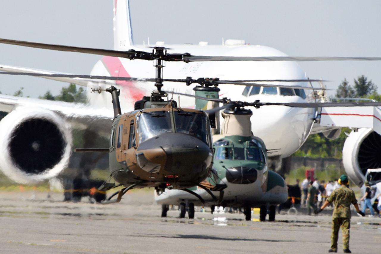画像1: 陸海空自衛隊を満喫! 北部方面隊主催で総合広報|旭川地本