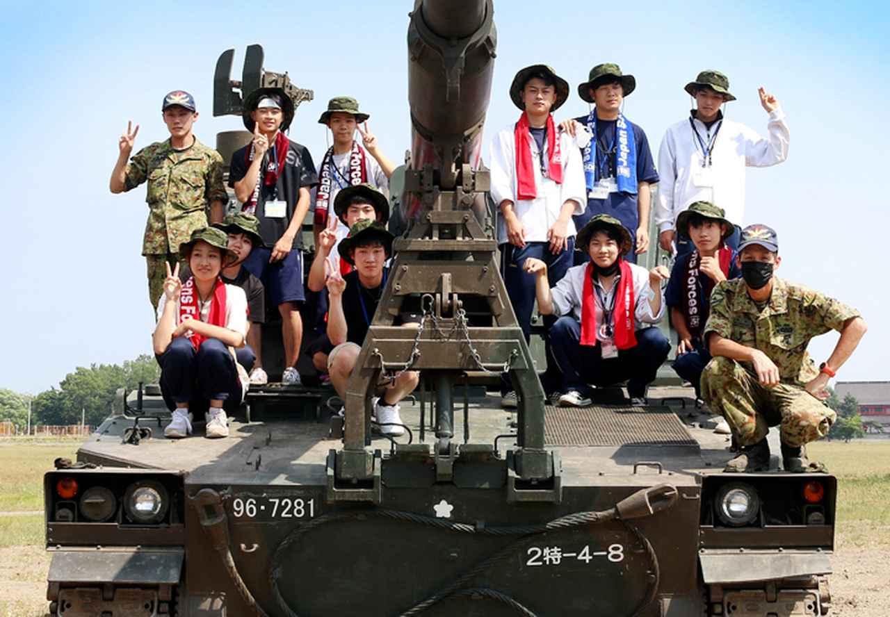 画像3: 陸海空自衛隊を満喫! 北部方面隊主催で総合広報|旭川地本