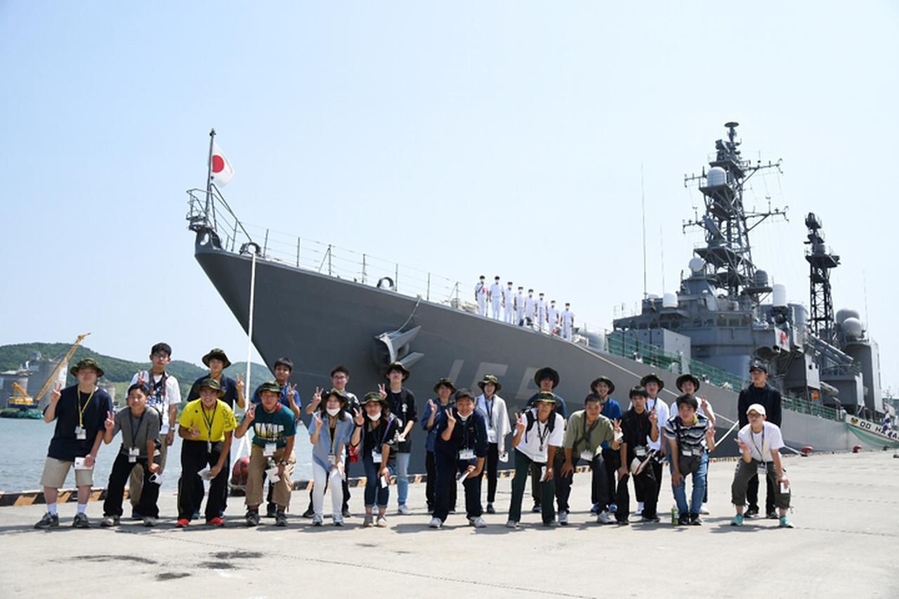 画像5: 陸海空自衛隊を満喫! 北部方面隊主催で総合広報|旭川地本