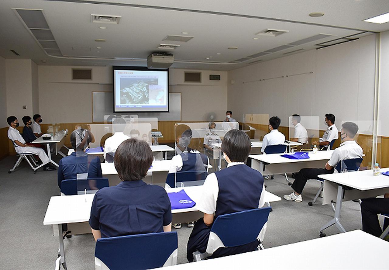 画像7: 各地で防大説明会|鹿児島、岩手、札幌、青森、兵庫地本