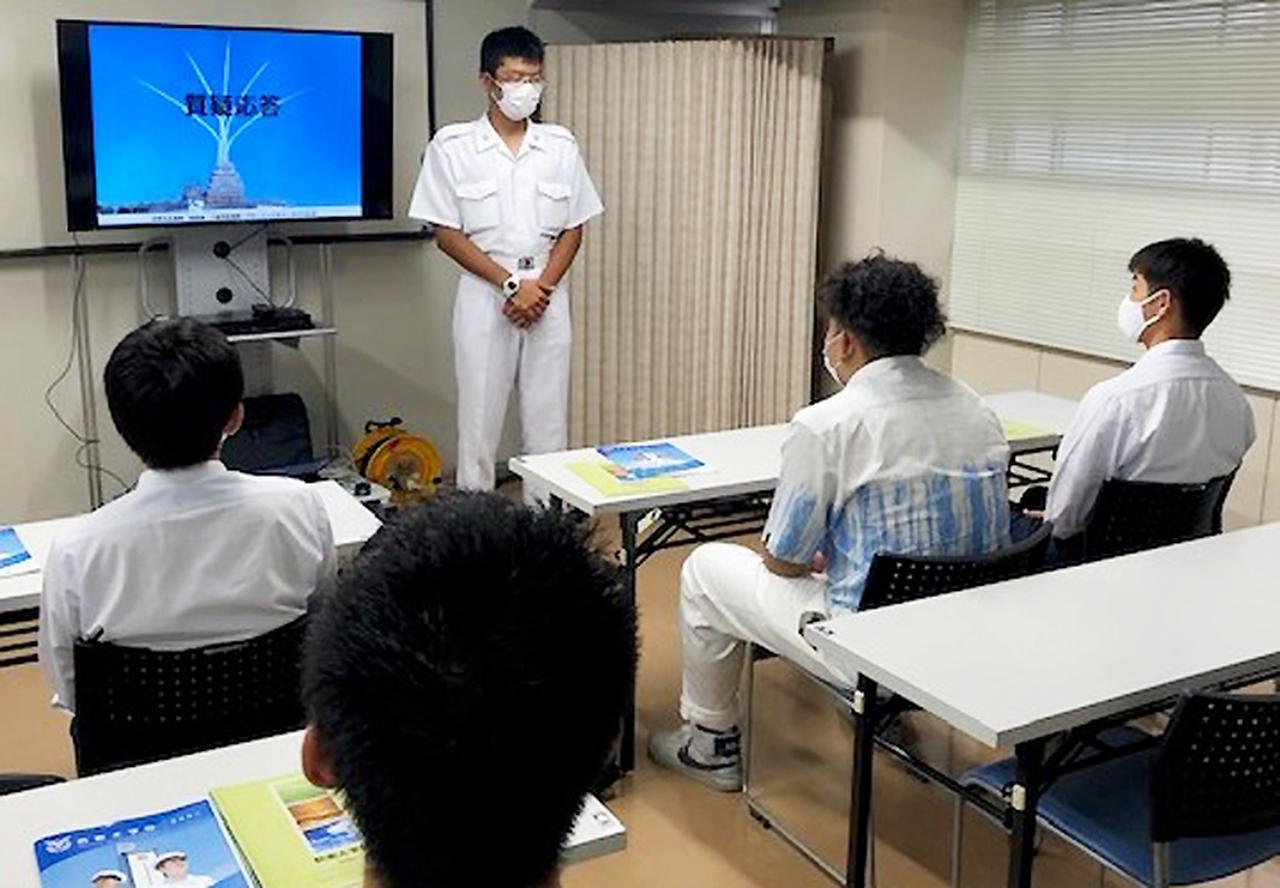 画像8: 各地で防大説明会|鹿児島、岩手、札幌、青森、兵庫地本