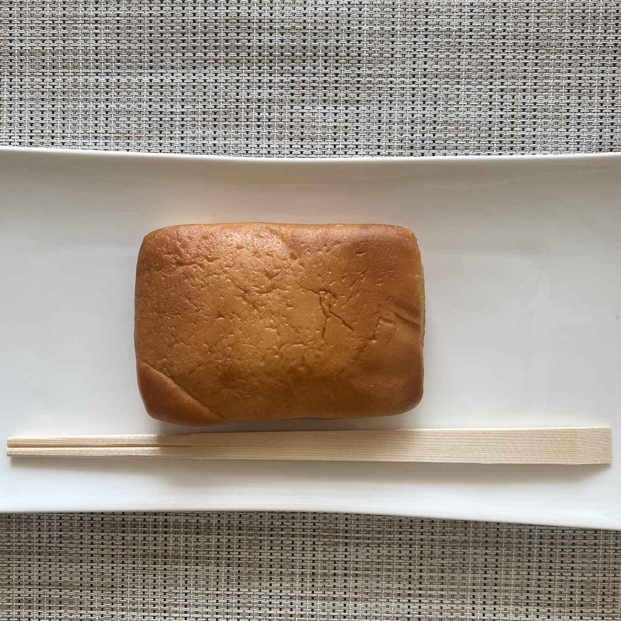 画像: 割り箸とサイズ比較