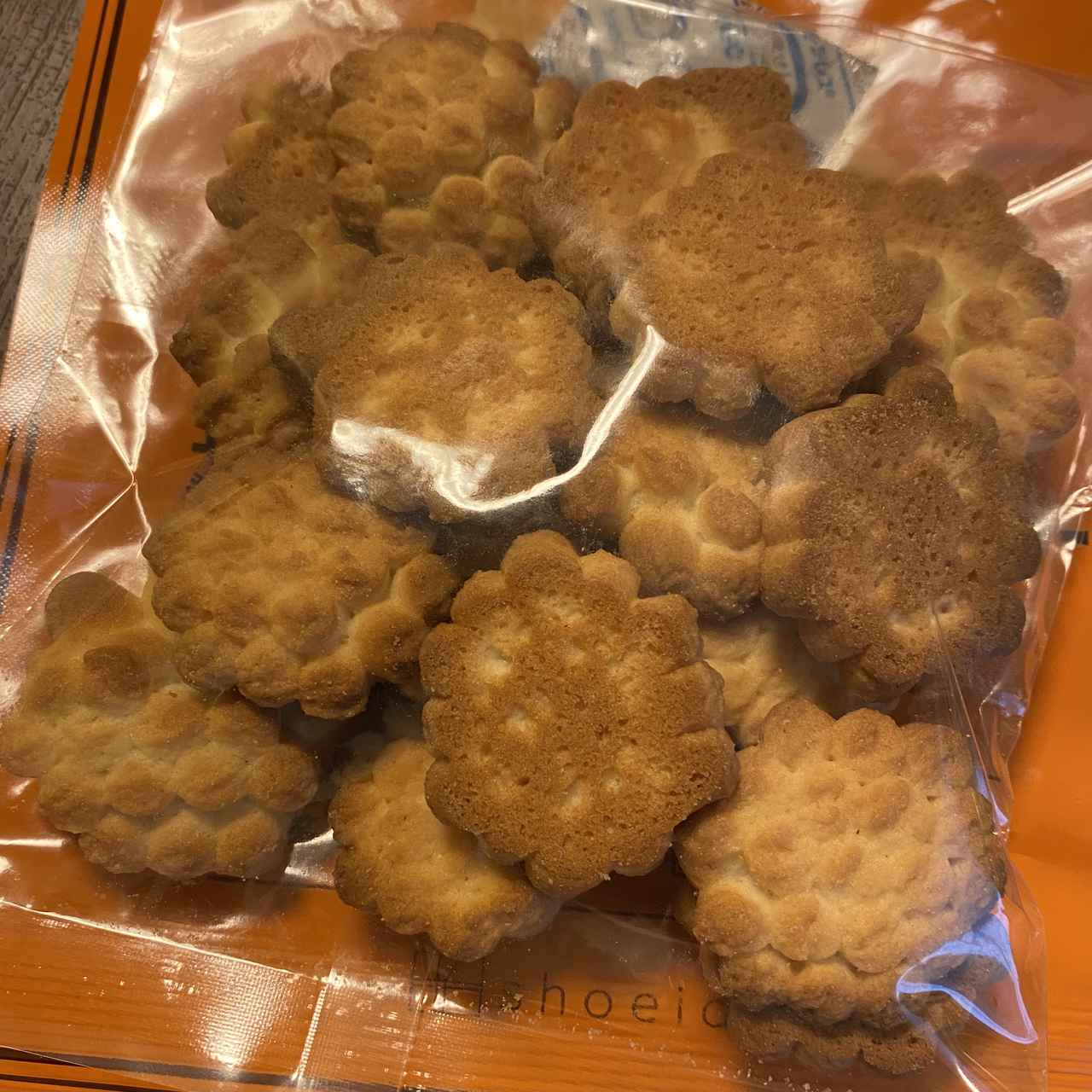 画像2: 防災コーナーで一目ぼれ⁉ 3年美味しい神戸のクッキー