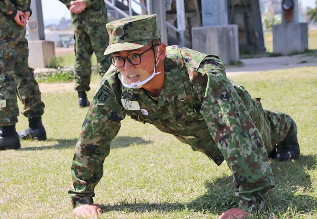 画像: 吉本 空 3陸曹