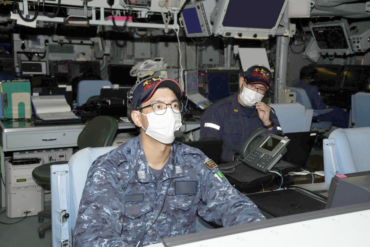 画像3: 防衛省・自衛隊ツイッターより