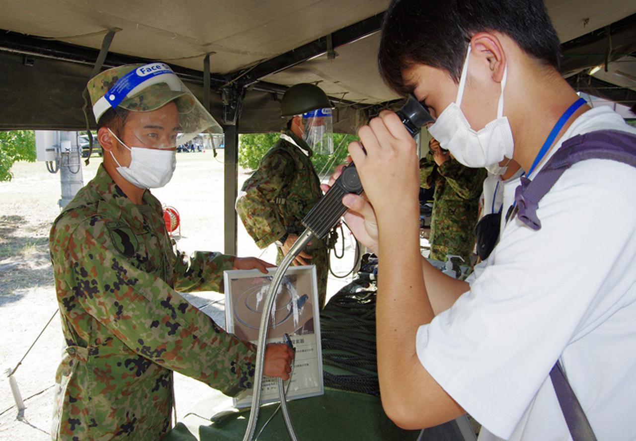 画像8: 3師団募集広報の日 人気職種No.1は「普通科」|伊丹駐屯地