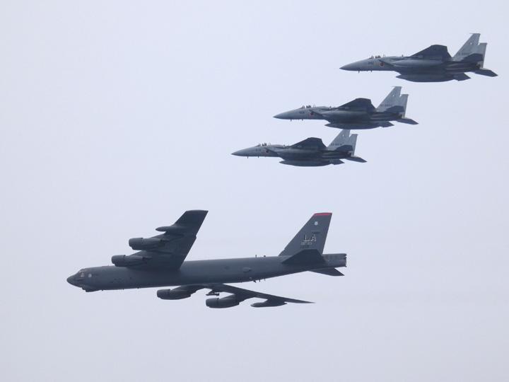 画像: 航空幕僚監部 報道発表資料より