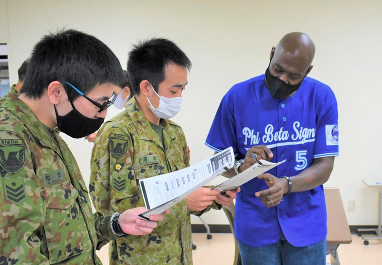 画像2: 自学研鑽に英語学習|座間駐屯地