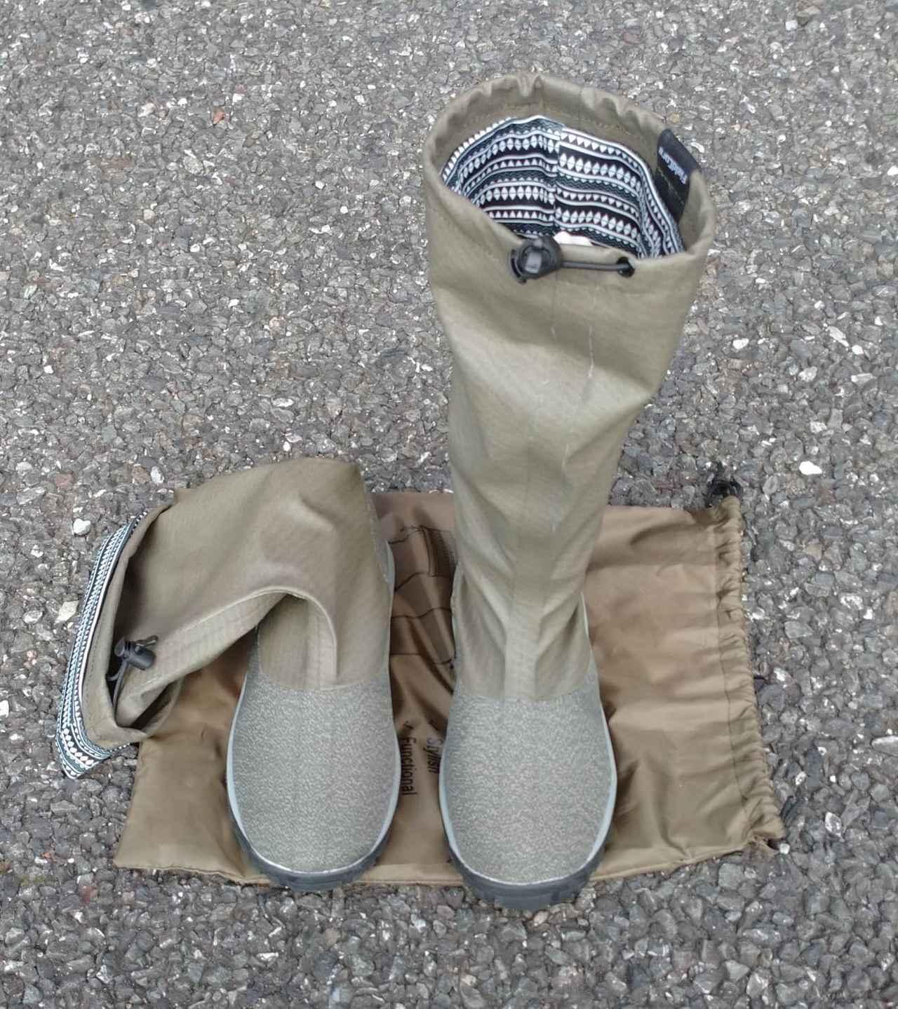 画像1: ・長靴(踏み抜き防止インソールを入れて)