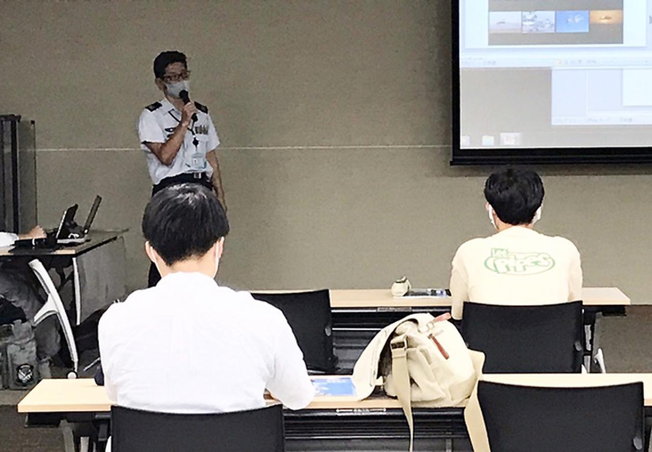 画像1: 【目指せパイロット】航空学校出身の地域事務所長が登壇|熊本地本