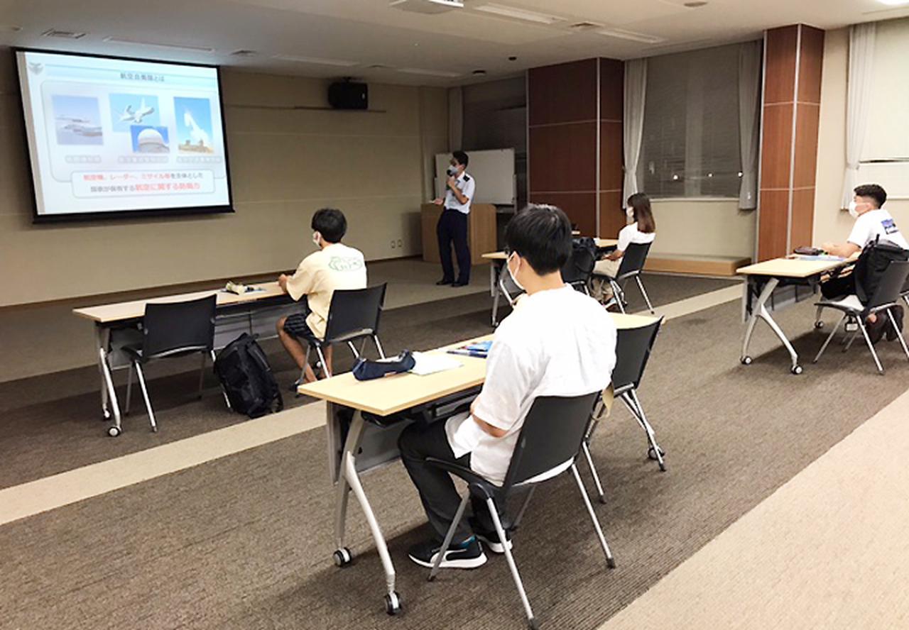 画像2: 【目指せパイロット】航空学校出身の地域事務所長が登壇|熊本地本
