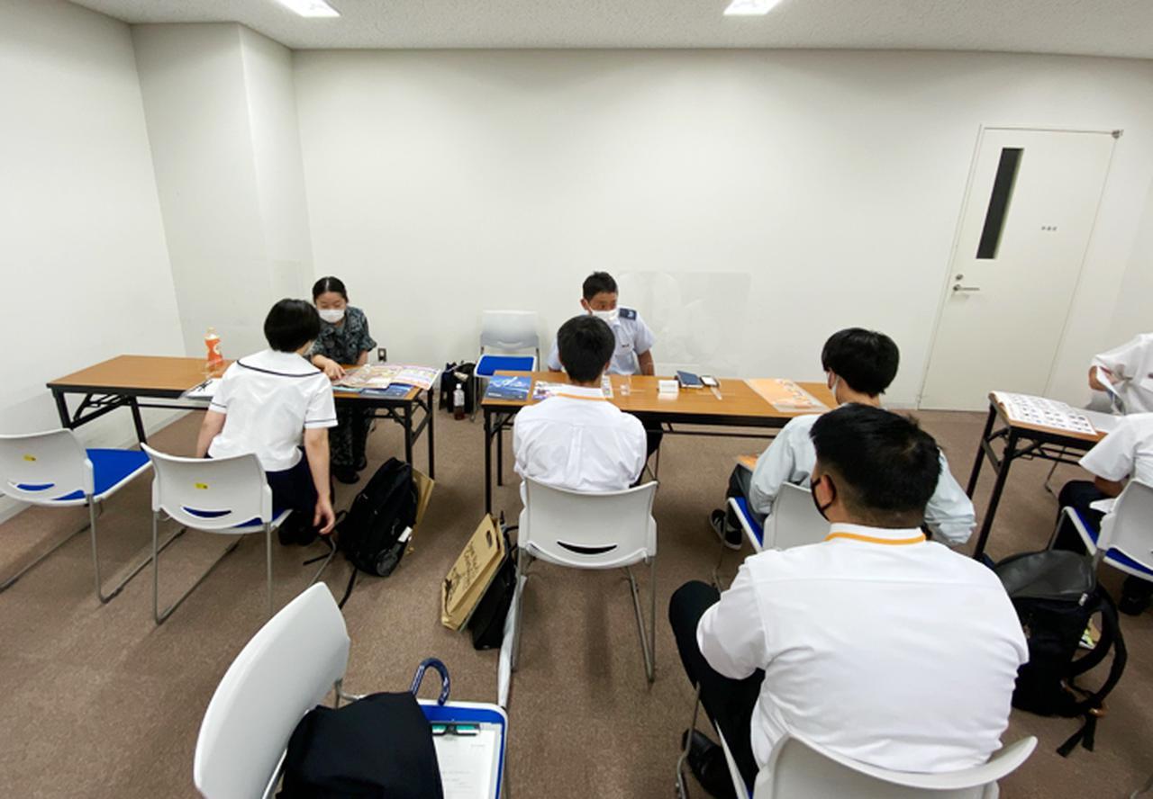 画像: 官公庁説明会