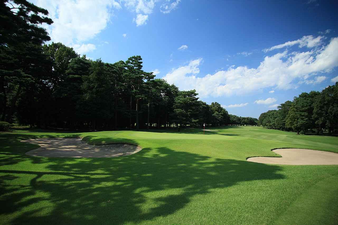 Images : 1番目の画像 - 狭山ゴルフ・クラブ - SRIXON cup ゴルフダイジェスト 全日本ダブルスゴルフ選手権