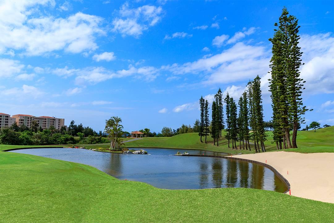 Images : 1番目の画像 - 「沖縄 2021/10/15(金) PGMゴルフリゾート沖縄」のアルバム - SRIXON cup ゴルフダイジェスト 全日本ダブルスゴルフ選手権