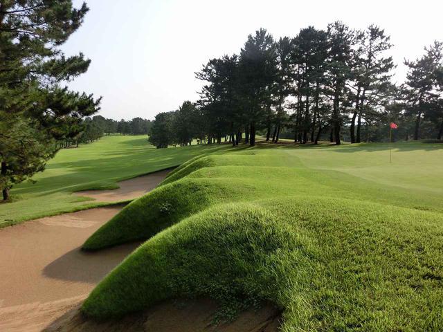 画像: 北陸 9/18(金) 片山津ゴルフ倶楽部 白山コース - SRIXON cup ゴルフダイジェスト 全日本ダブルスゴルフ選手権