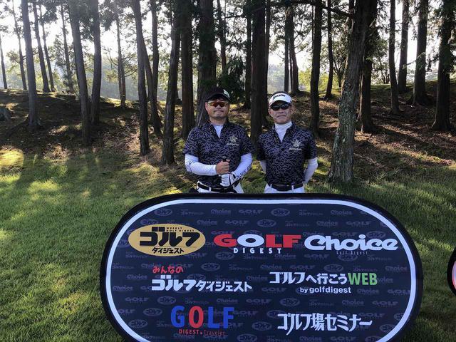 画像6: 全日本ダブルス開幕! 2020年8月25日 関西B大会 ABCゴルフ倶楽部