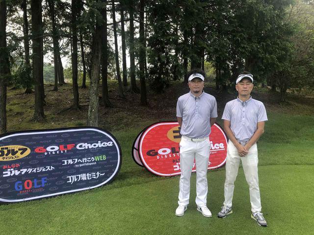 画像4: 全日本ダブルス開幕! 2020年8月25日 関西B大会 ABCゴルフ倶楽部