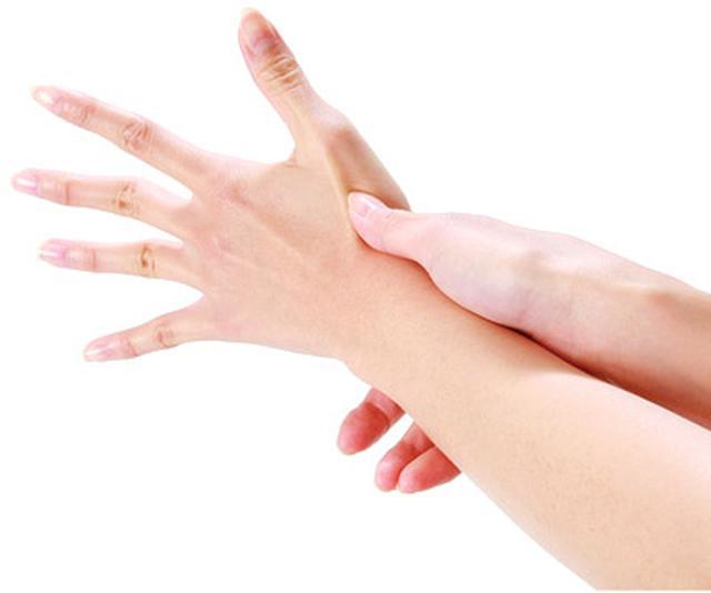 画像3: 手の痛みのセルフケアのやり方