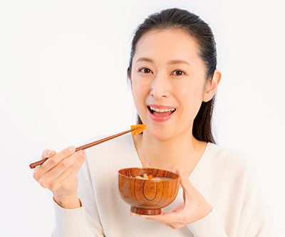 画像: 具だくさんの豚汁で苦痛なくダイエットできる!