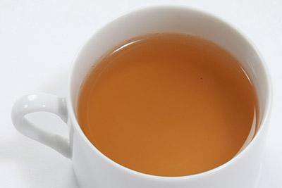 画像: 天日干しのスープは栄養満点
