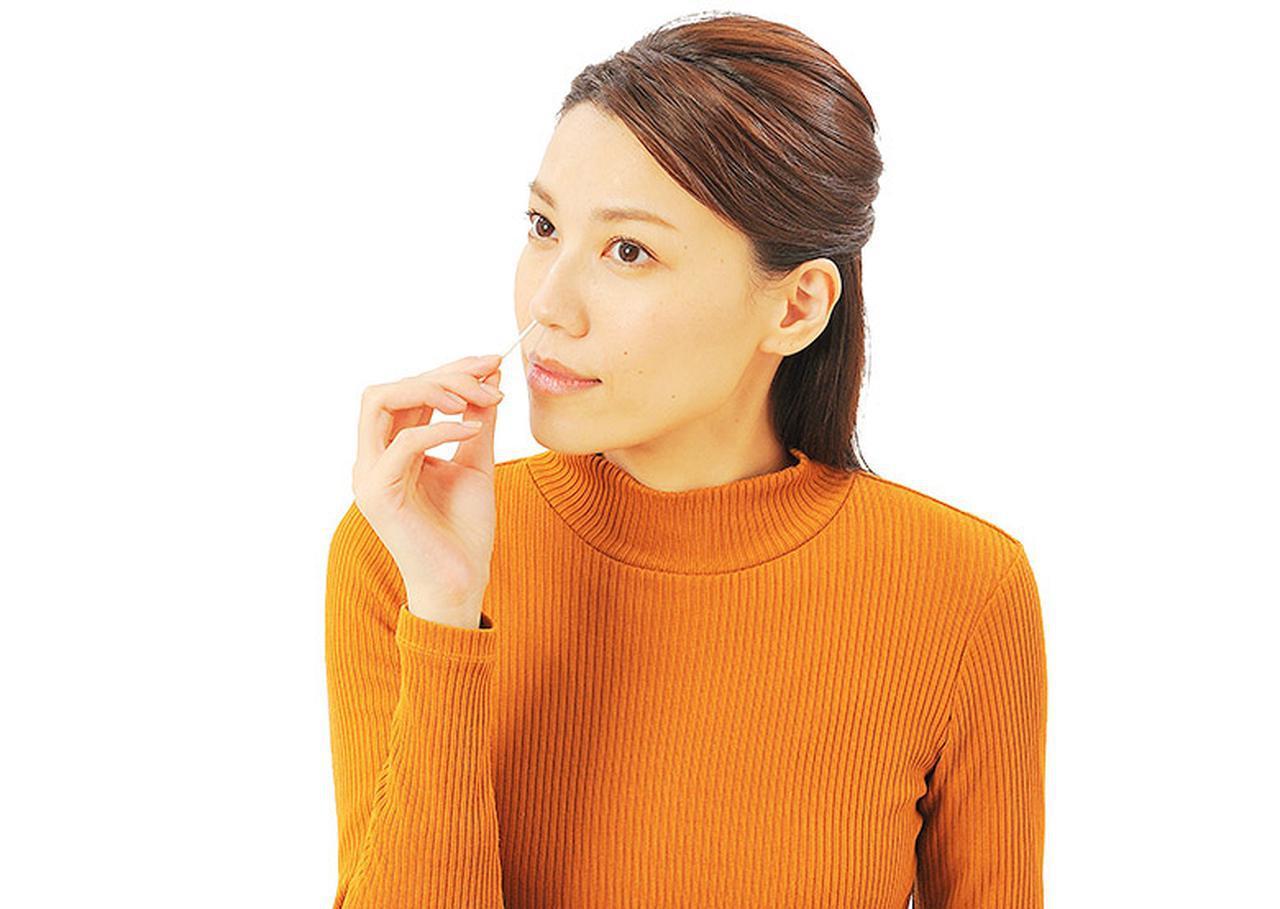画像2: オイル点鼻のやり方