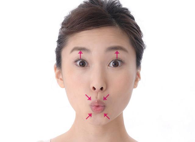 画像2: ❶ 小顔体操