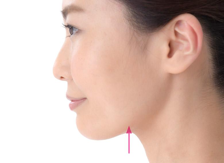 画像1: 二重あごを消す舌の体操のやり方