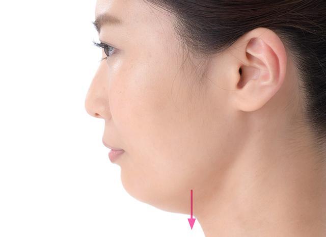 画像2: 二重あごを消す舌の体操のやり方