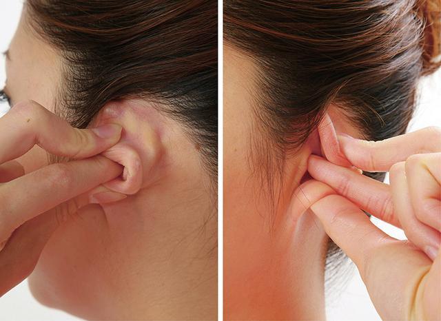 画像: 【脳梗塞の前兆】耳たぶの深いシワは要注意!耳をほぐしてやわらかく保とう