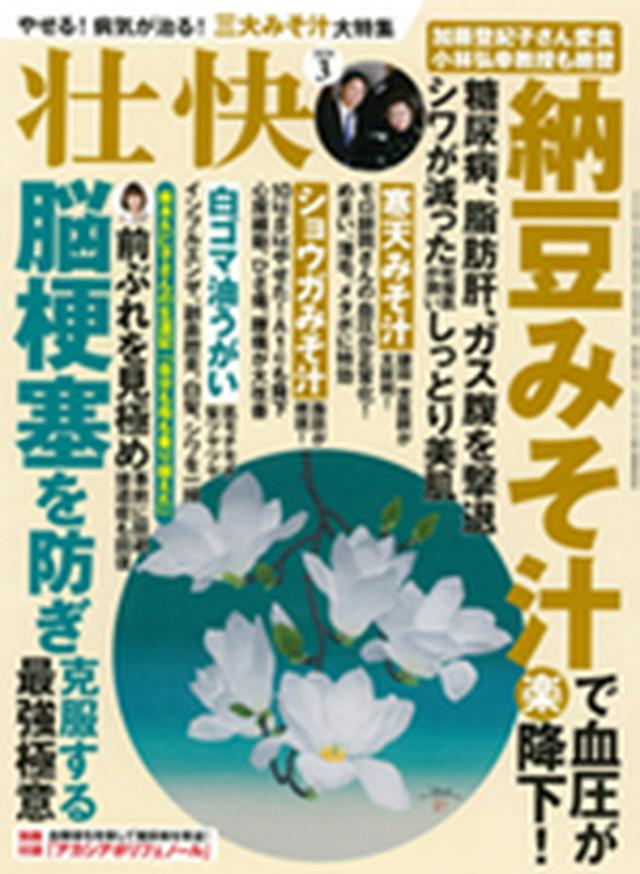 画像: この記事は『壮快』2020年3月号に掲載されています。 www.makino-g.jp