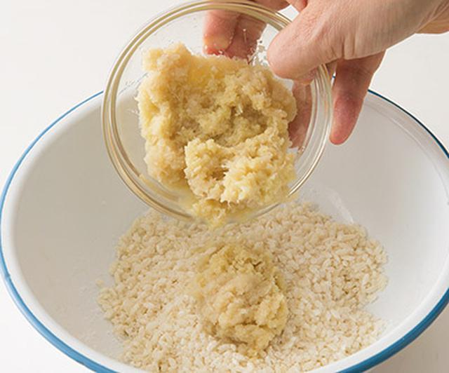 画像8: 塩代わりに使える!料理が格段においしくなる発酵調味料「ショウガ麹」の作り方
