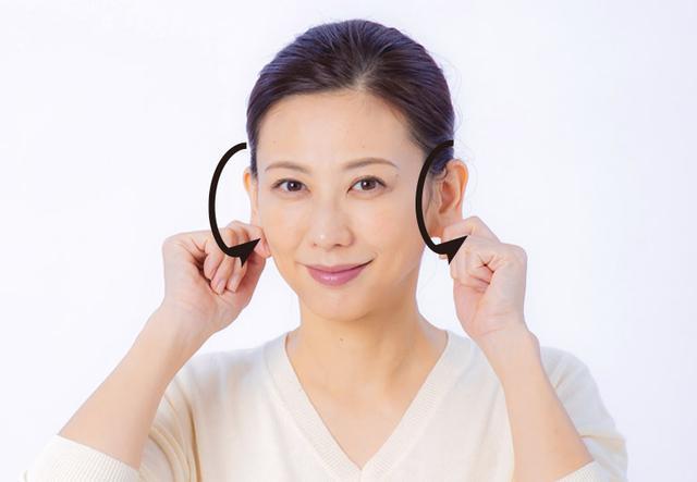 画像6: 耳ひっぱりのやり方