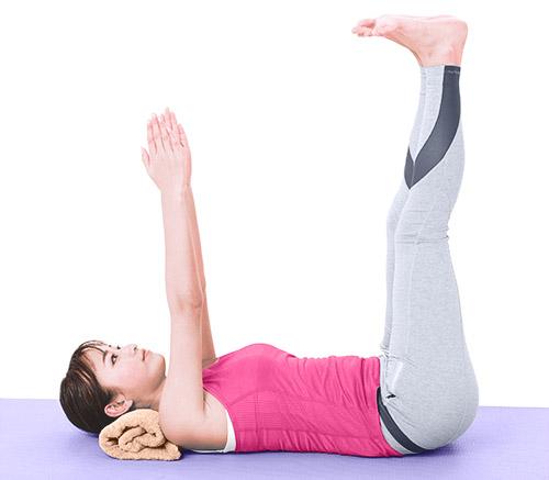 画像2: 「手足ブラブラ体操」のやり方