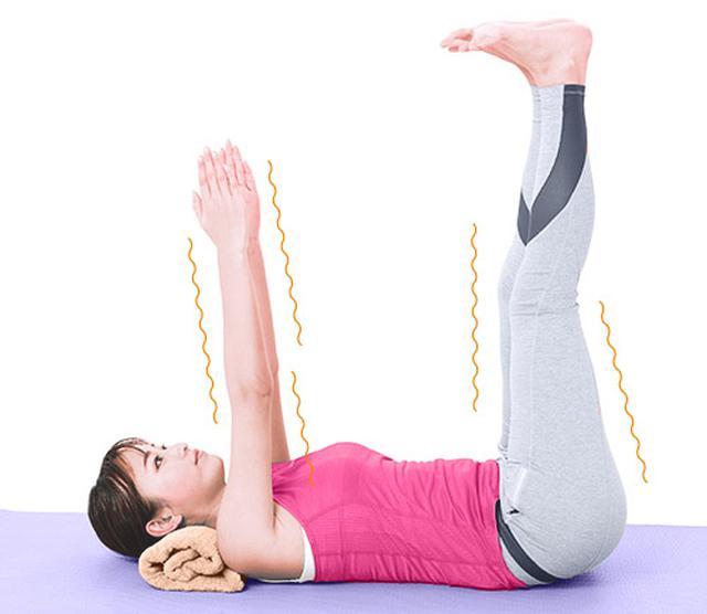 画像3: 「手足ブラブラ体操」のやり方