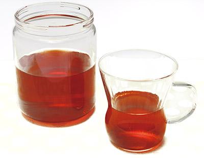 画像5: タマネギの皮茶の作り方