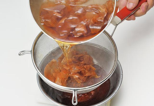 画像4: タマネギの皮茶の作り方