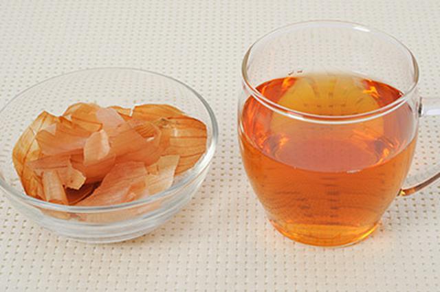 画像: 「さっぱりして飲みやすい」と好評の皮茶