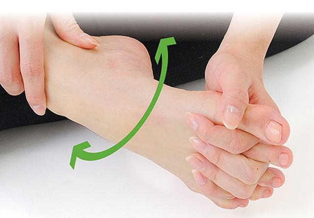 画像3: 足の指回しのやり方