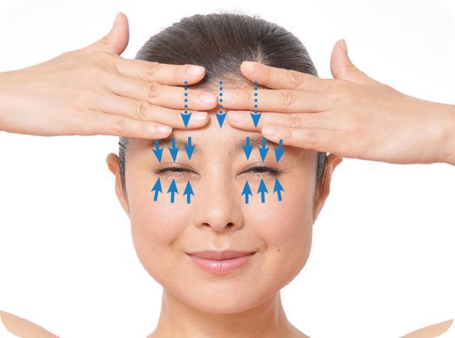 画像2: 眼瞼下垂の予防に 目の体操(アイトレ)のやり方