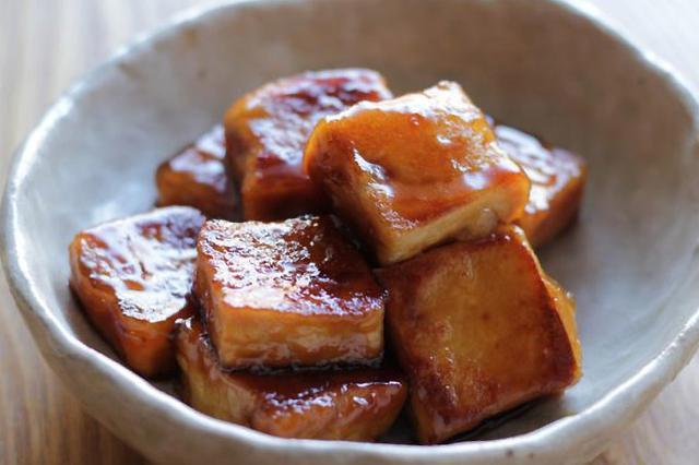 画像: 高之瀬さんお勧めレシピ 高野豆腐のもっちもち照り焼き