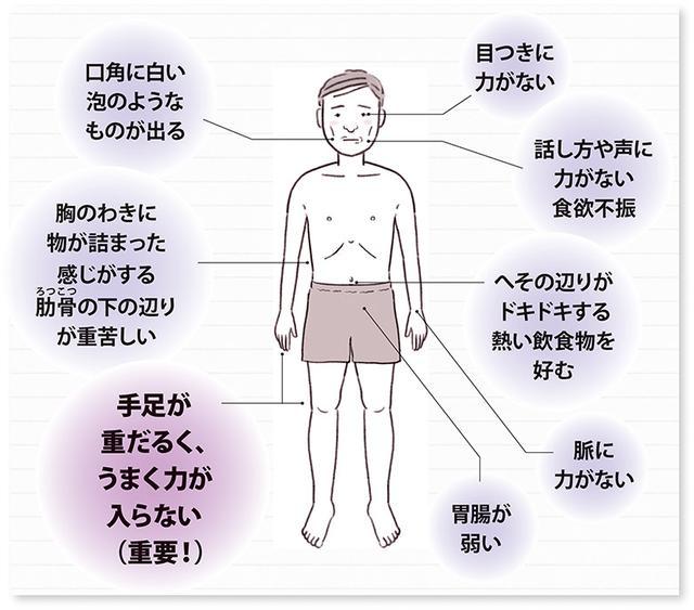 画像: 不足している「気」を補い胃腸を整える