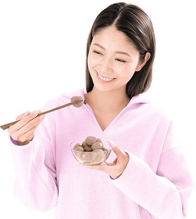 画像: 【コンニャクダイエット】血糖値の急上昇を抑制 しらたきをパスタや中華麺と置き換えるとカロリーダウン