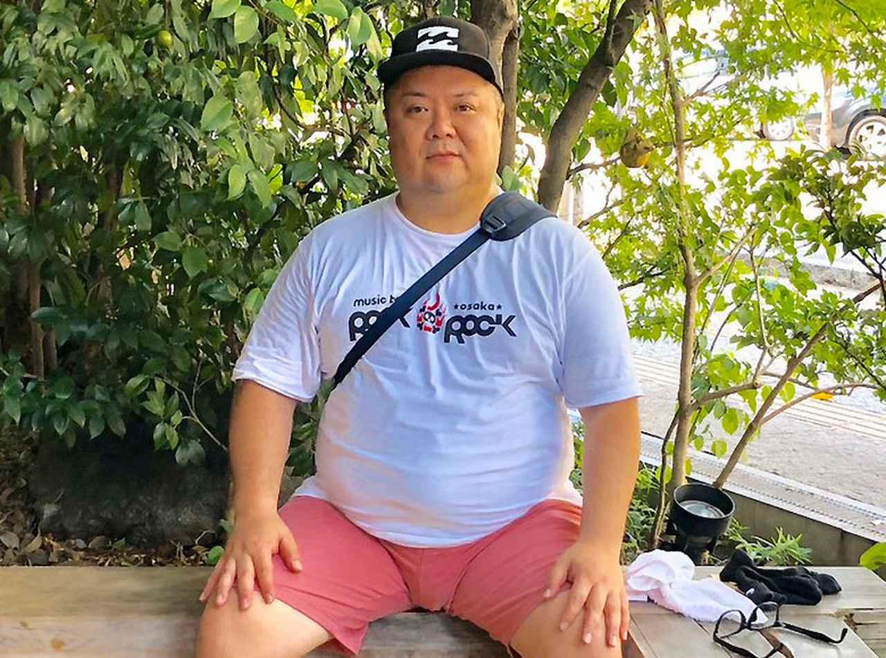 画像: ダイエット前の小杉さん