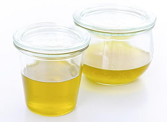 画像8: すったあとに2時間置きオリーブ油に5日間浸ける